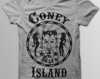 Coney Island Devil Tee