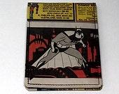 Sewn Duct Tape Comic Book Wallet - Batman Design 19