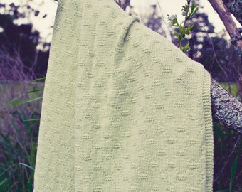 Mosiac Baby Blanket - Baby Cakes by lisaFdesign - Download Now - Pattern PDF