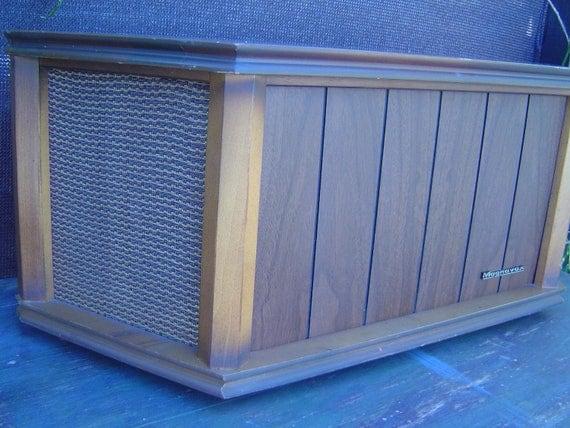 Items Similar To Vintage Mid Century Modern 1967 Magnavox