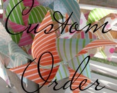 Custom Party Products - Reserved for Jennifer