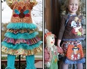 You Pick Thanksgiving Custom Girl Dress Minnie