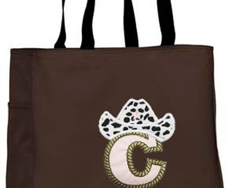 FUN TOTE Giddy Up Girl or Boy Personalized FREE