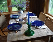 Designs by duff makes you think of the by driftwoodtreasures for Dining room tables 36 x 54