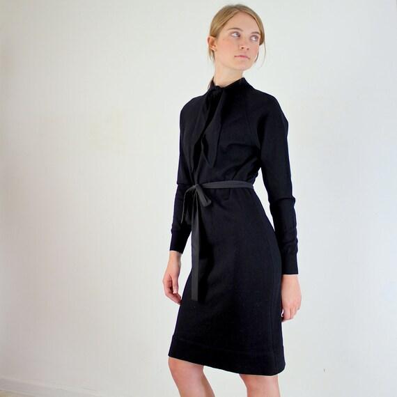 1960s Dress - Sweater Dress by Goldworm