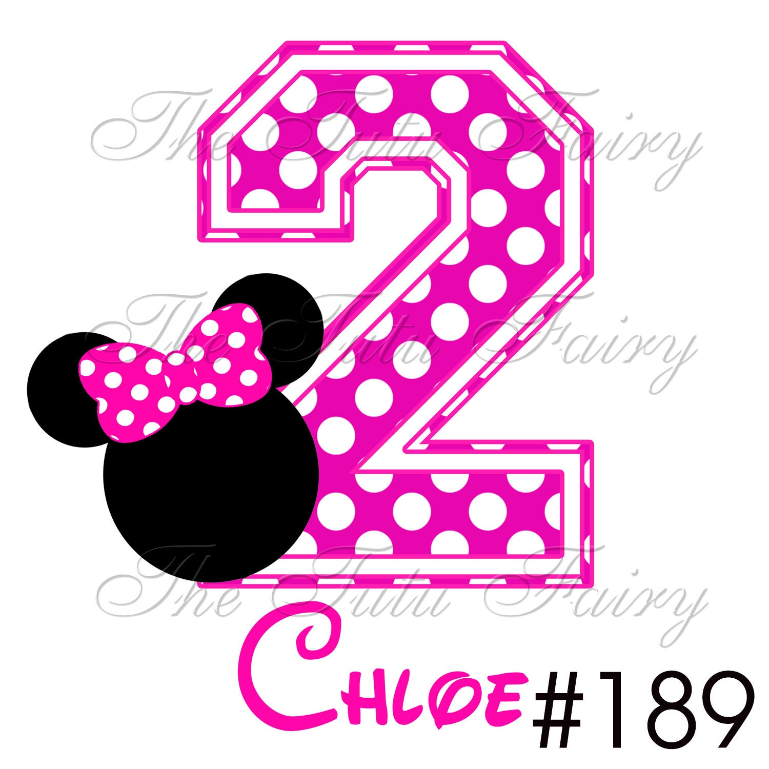 Gallery Of Minnie Mouse 2nd Birthday 2