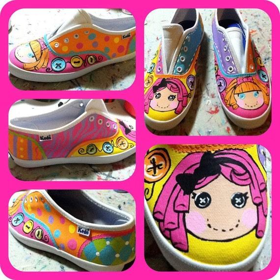 Lalaloopsy Tennis Shoes