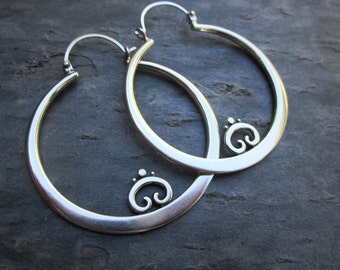 Forged Hoops With Detail