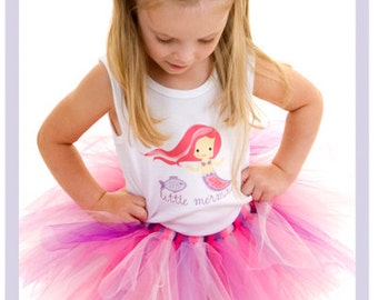Toddler Mermaid Outfit Toddler Mermaid Costume Girls Mermaid Costume Pink Mermaid Costume 2T 4T