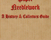 Punch Punched Perforated Paper Motto Needlework History eBook