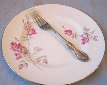 Royal Victoria China ROV2 pattern Salad Dessert Plate