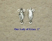 Our Lady of Grace Figural Rosary Making Center Parts Supplies