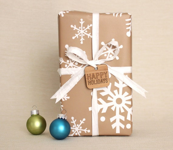 Gift Wrap - add-on from peppersprouts