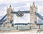 Olympic London Bridge