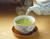 Tea Teabags 25 Ginger Hand Blended Green tea in teabags
