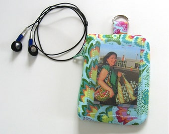 Soul Blossoms ipod and ID badge holder ready to ship