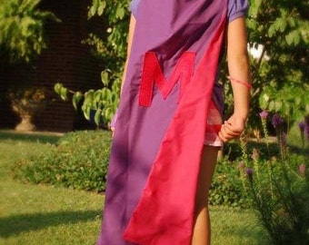Personalized Children's Superhero Cape - MADE TO ORDER