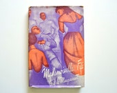 1949 Mademoiselle Fifi Parisian Adventure and Other Stories by Guy de Maupassant Illustrated by modernist painter Remo Farruggio