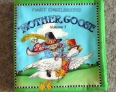 Mother Goose cloth book