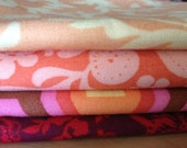 RESERVED FOR KAYLA Fat Quarter Pack Stash Builder, Shades of Red