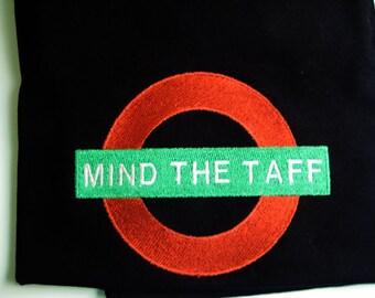 MIND THE TAFF Welsh Men's Tee shirt