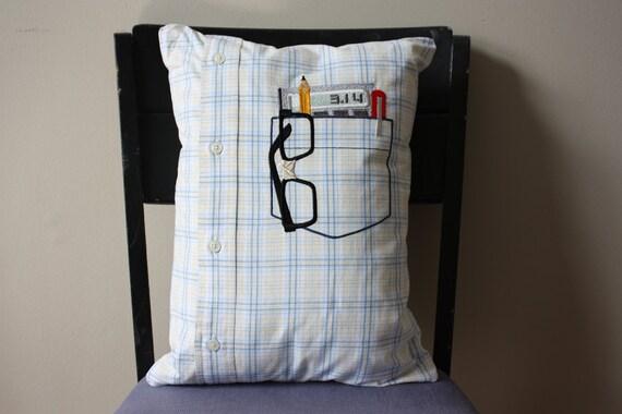 Nerd Pocket Pillow