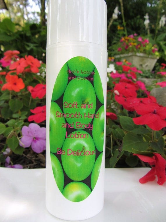 Be Delicious (DKNY type) Soft and Smooth Hand and Body Lotion 5 oz Airless Pump