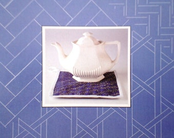 Scented Hot Pad Pattern - Aromatic Hot Pad filled with Potpourri - Sewing Pattern