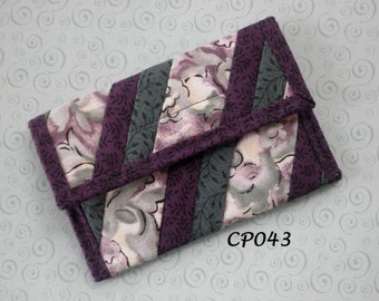 Quilted Coin Purse (CP043)