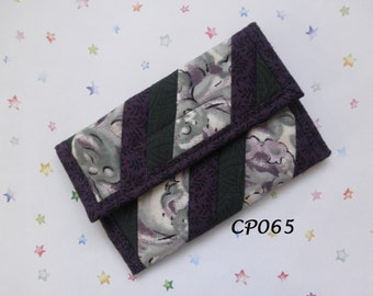 Quilted Coin Purse (CP065)