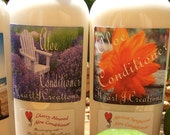 ALOE VERA CONDITIONER ~ Custom Scent As You Wish
