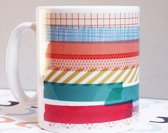 Ceramic Mug - Washi
