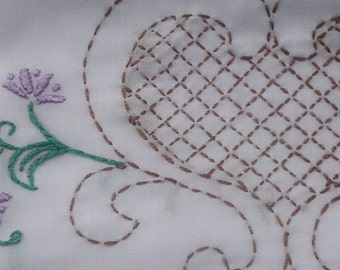 Sew Pretty Pillowcases - Heart Weave - Set of 2