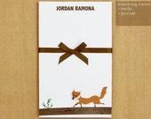 Custom Sationary - Mr. Fox