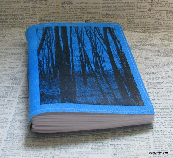 thru the trees mid size journal