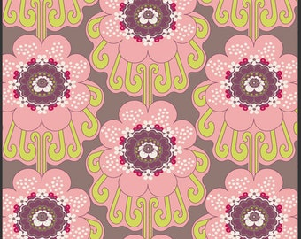 SALE - Art Gallery Fabric - Modernology Collection - Contempo Blooms in Warm