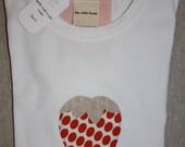 SALE - Strawberry Tshirt (Size 6)