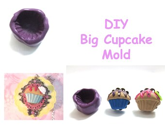 Big Cupcake Mold