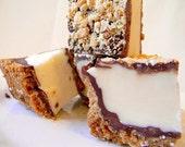 Julie's Fudge - DRUMSTICK with Sugar Cone Crust - Over Half Pound