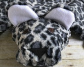 Reserved for SusanLee17- Custom Snow Leopard Ruggle