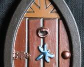 Dragonfly Fairy Door