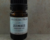 ZomBee - Perfume Oil - Honeycomb, Crushed Clove, Dark Patchouli - Autumn Limited Edition