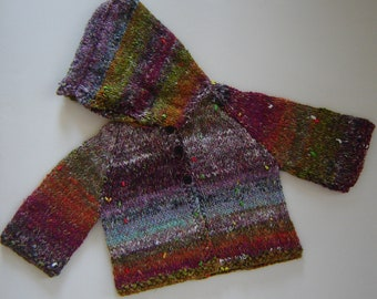 Hippie Sweater for Baby