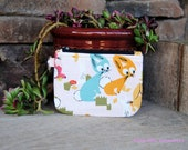 Dog Poopie Purse Coin Purse - Whimsy Rabbits