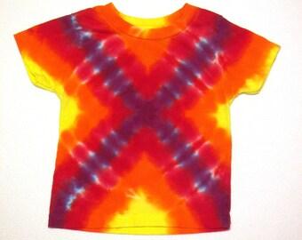 Brilliant Tie Dye T-Shirt  Size 24 months