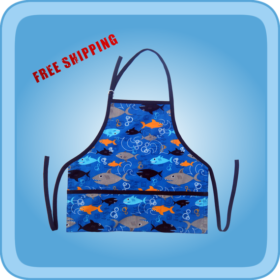 Small Children's Apron