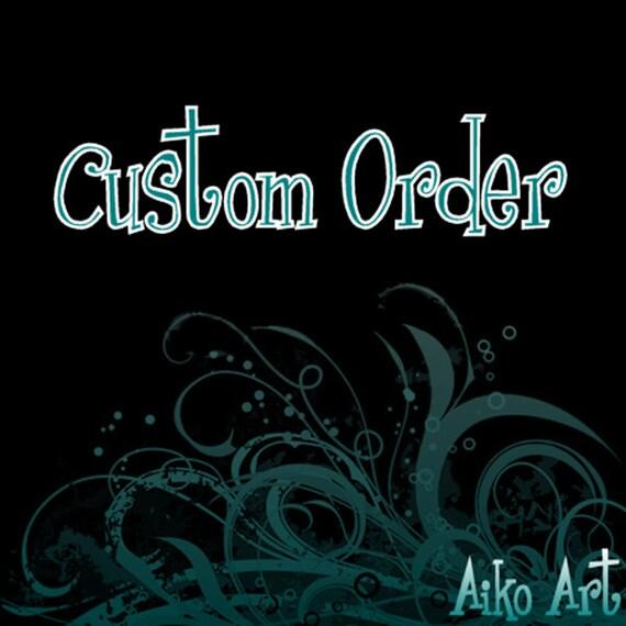 Custom listing for colleenconkling