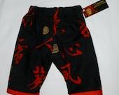 ON SALE New Asian Script Toddler Pants size 2t-5t