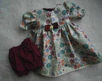American Girl Gotz HandMade Doll Clothes Dress Panties