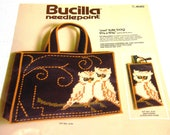 Bucilla Owl Tote Bag Kit (Pattern No. 4140)
